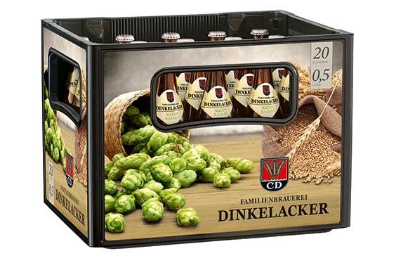 Familienbrauerei Dinkelacker Naturradler 20x0,5 l