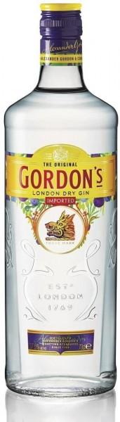 Gordon'S Dry Gin 38 % 0,7 L