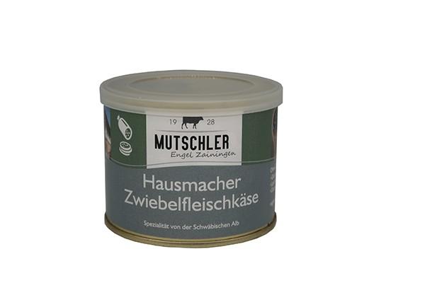 Mutschler Hausmacher Zwiebelfleischkäse 190 g