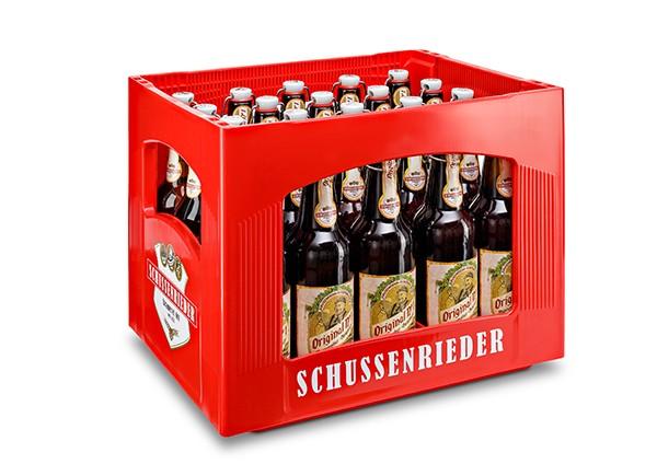 Schussenrieder Original N°1 20x0,5 l