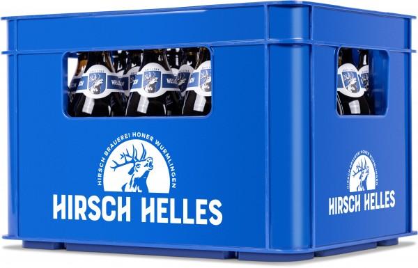 Hirsch Brauerei Honer Helles 20x0,5 L