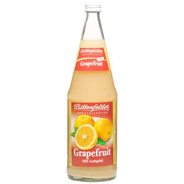 Bittenfelder Grapefruitsaft 6x1,0 L