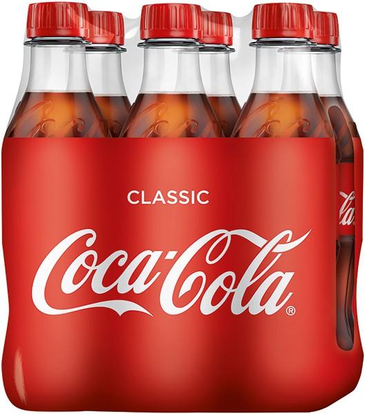 Coca Cola 12x0,5 L Schrumpfpack