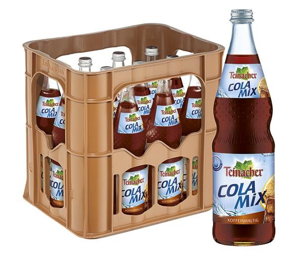 Teinacher Limo Cola-Mix 12x0,7 L