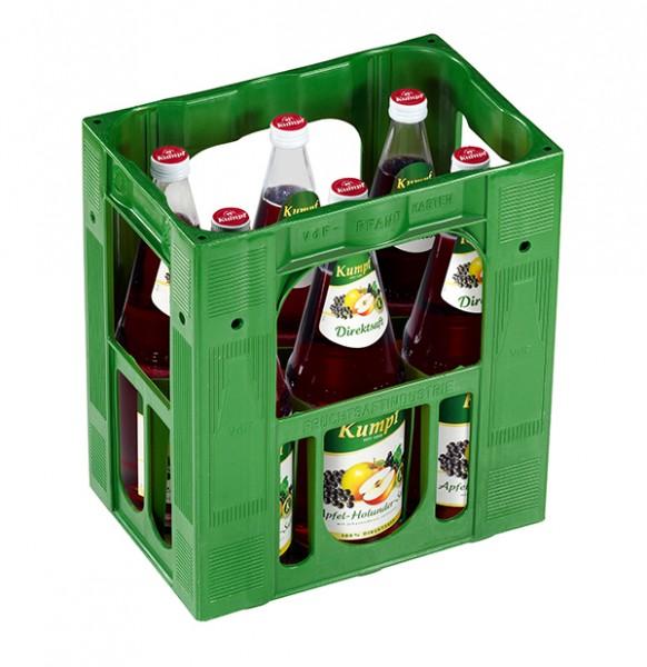 Kumpf Apfel-Holunder-Saft (Direktsaft) 6x1.0 L