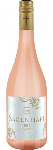 Cleebronn Sagenhaft Rosé trocken 0,75 l