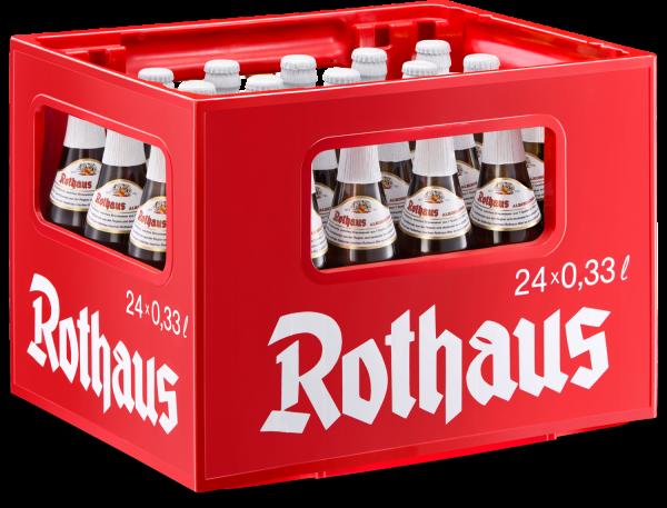 Rothaus Tannenzäpfle Alkoholfrei 24x0,33 L