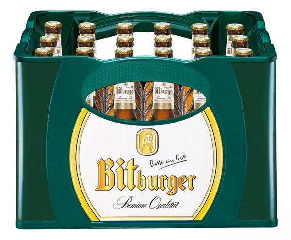 Bitburger 24x0,33 L
