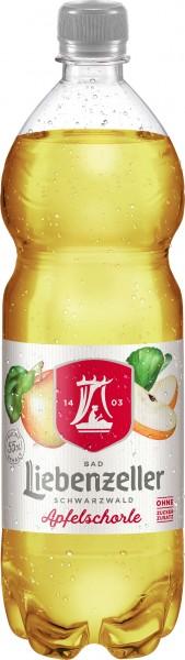 Liebenzeller Apfelschorle 9x1 L