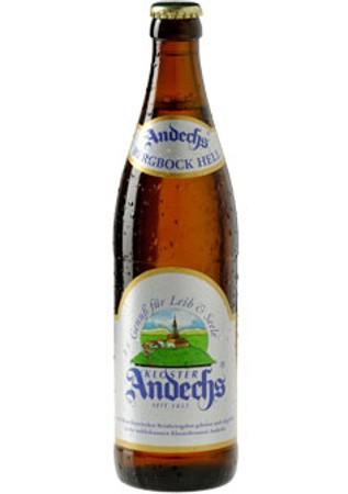Klosterbrauerei Andechs Bergbock Hell 20x0,5 L