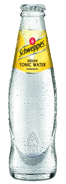 Schweppes Indian Tonic Water 24x0,2 L