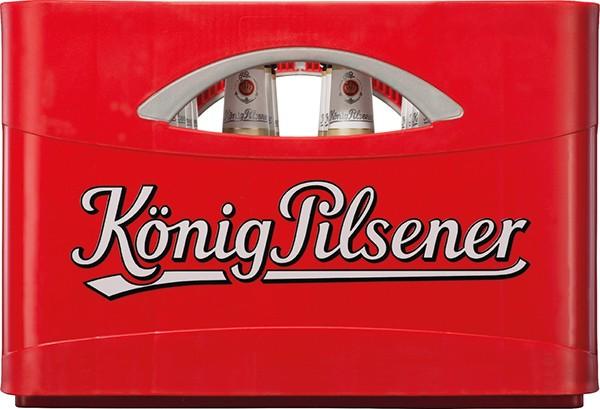 König Pilsner 24x0,33 L
