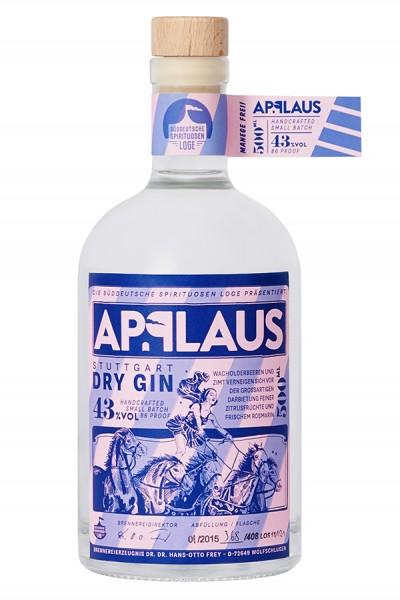 Applaus Stuttgarter Dry Gin 0,5 l