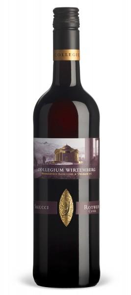Collegium Rotwein-Cuvée trocken Salucci 0,75 l