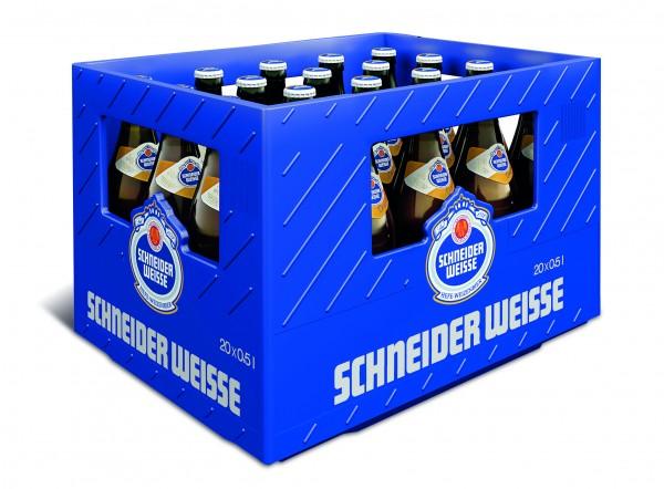 Schneider Weisse TAP 7 - 20x0,5 L