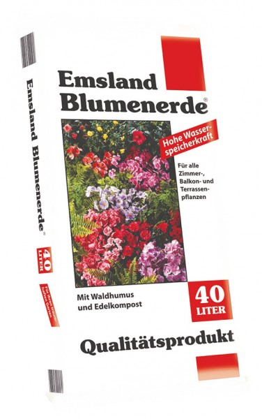 Blumenerde Emsland 40 l