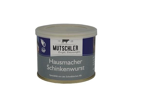 Mutschler Hausmacher Schinkenwurst 190g