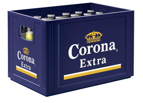 Corona Extra 24x0,33 L