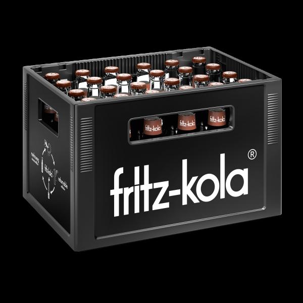 Fritz Kola Karamell-Kaffee 24x0,33 L