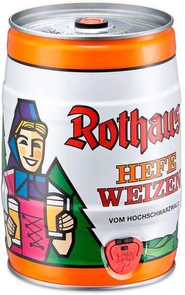 Rothaus Hefeweizen Partydose 5 l