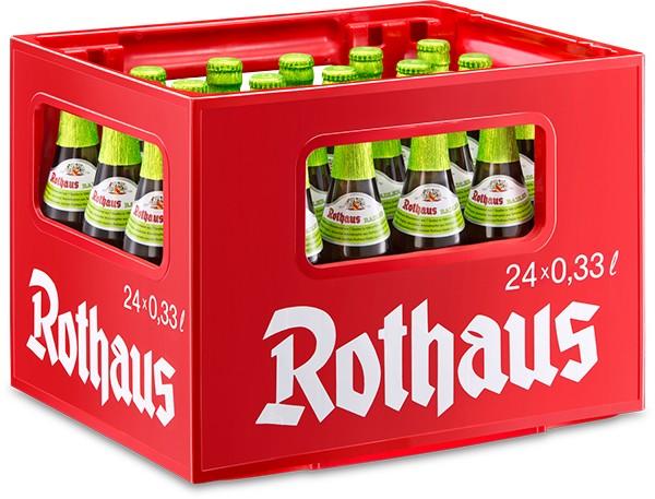 Rothaus Radlerzäpfle 24x0,33 L
