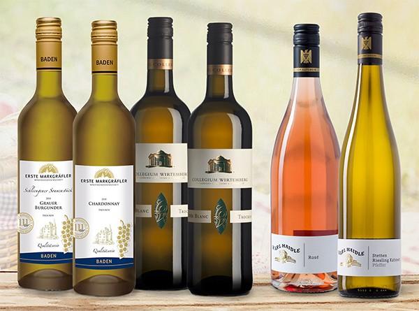 Weinpaket Sommergenuß