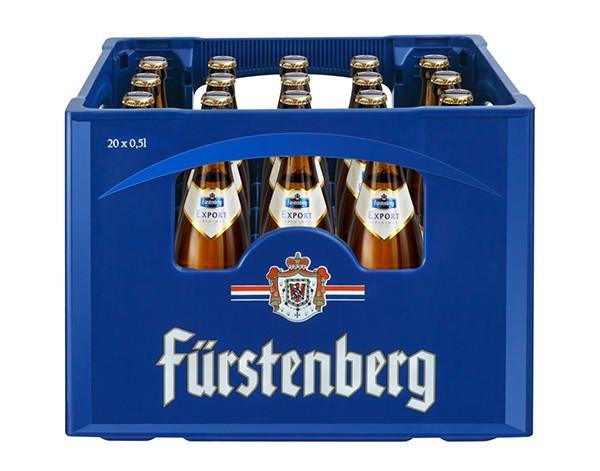 Fürstenberg Export 20x0,5 L