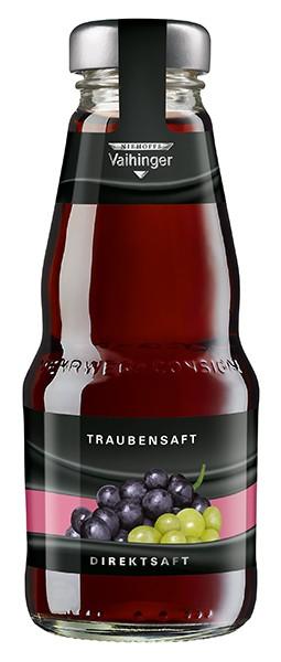 Niehoffs -Vaihinger Traubensaft 24x0,2 L