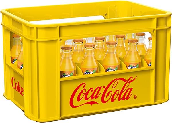 Fanta Orange 24x0,2 L