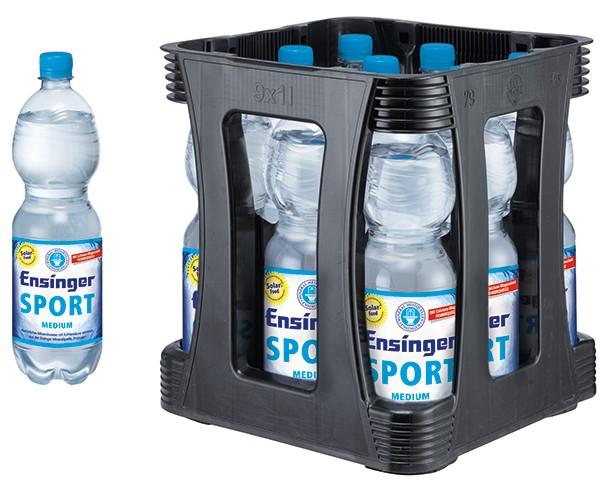 Ensinger Sport Medium 9x1 L