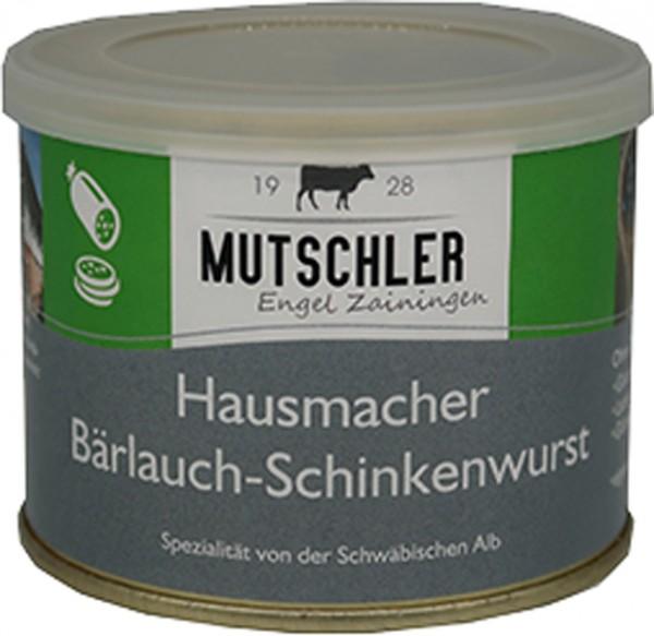 Mutschler Hausmacher Bärlauch-Schinkenwurst 190g