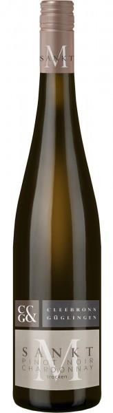 Cleebronn Sankt M Chardonnay trocken 0,75 l