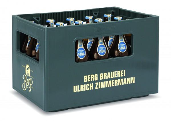 Berg Brauerei Hefe Weizen Hell 20x0,5 L