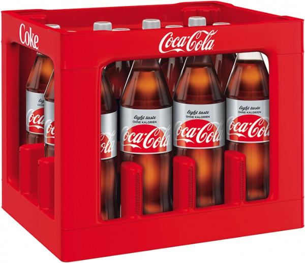 Coca Cola Light Taste 12x1,0 L