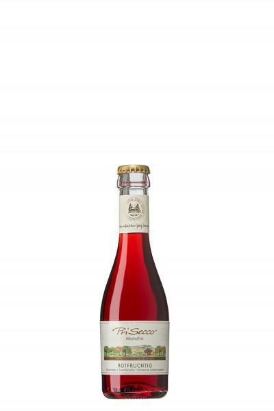 Geiger Prisecco - Piccolo - rotfruchtig - alkoholfrei - 0,2 l