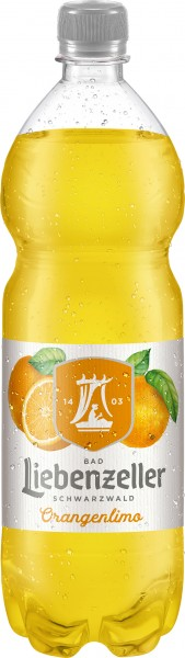 Liebenzeller Orangenlimo 9x1 L