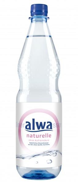 Alwa Naturelle 12x1,0 L PET