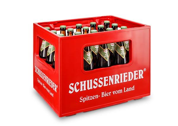 Schussenrieder Hefe-Weizen 20x0,5 l