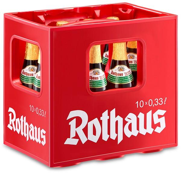 Rothaus Maidle 10x0,33 L