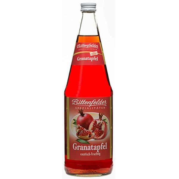 Bittenfelder Granatapfel Fruchtsaftgetränk 6x1,0 L