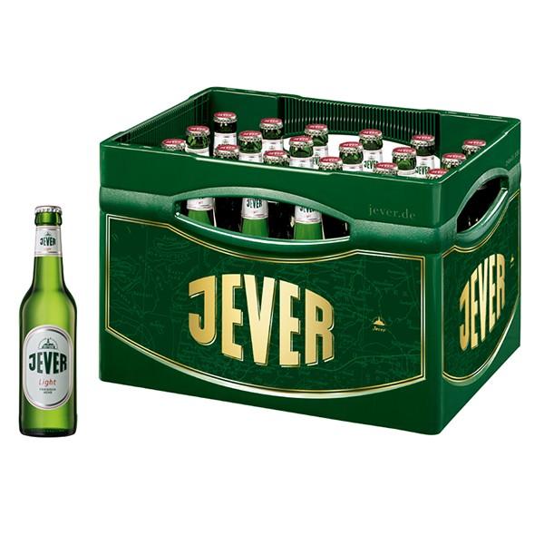 Jever Light 24x0,33 L