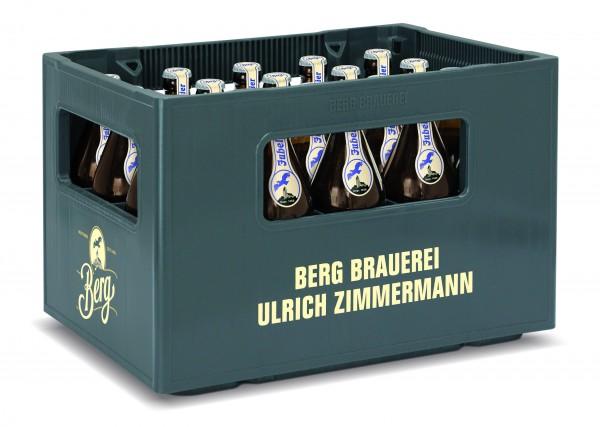Berg Brauerei Jubel Bier naturtrüb 20x0,5 L