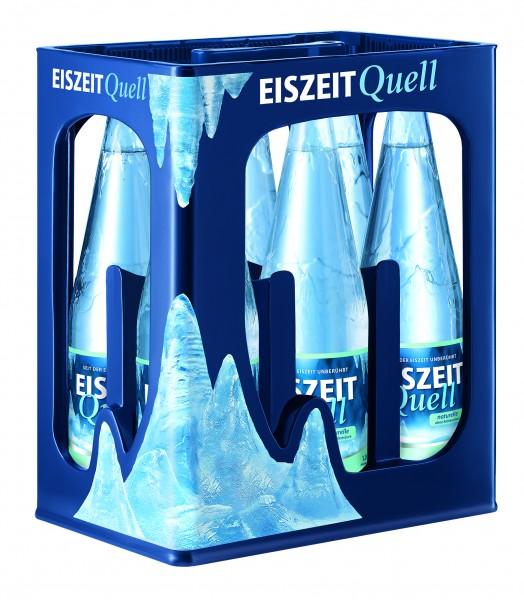 EiszeitQuell Naturelle 6x1,0 L Glas