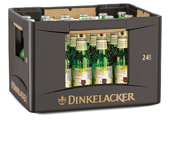 Familienbrauerei Dinkelacker Naturradler 24x0,33 L