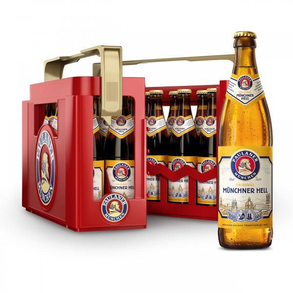 Paulaner Münchener Hell 20x0,5 L