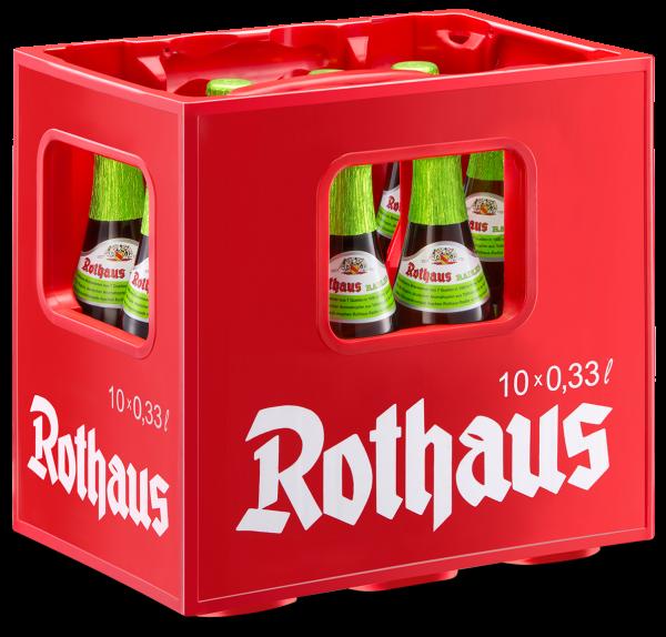 Rothaus Radlerzäpfle 10x0,33 L