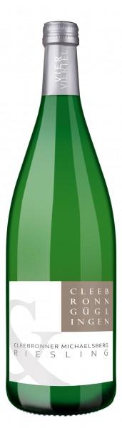 Cleebronn Michaelsberg Riesling trocken 1,0 l