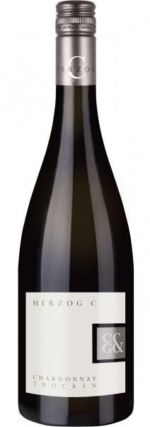 Cleebronn Herzog C Chardonnay trocken 0,75 l
