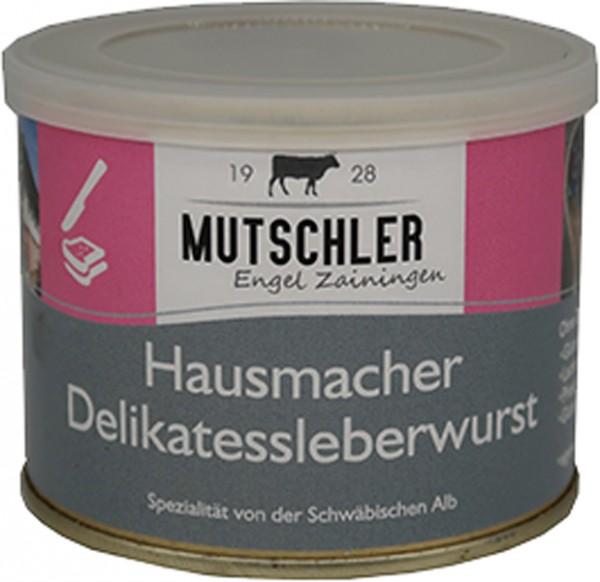 Mutschler Hausmacher Delikatessleberwurst 190g
