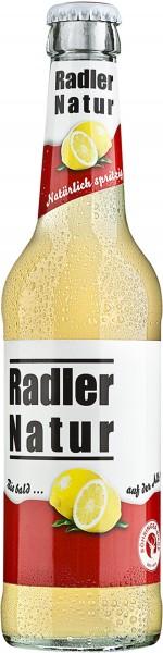 Böhringer Natur Radler 24x0,33 l